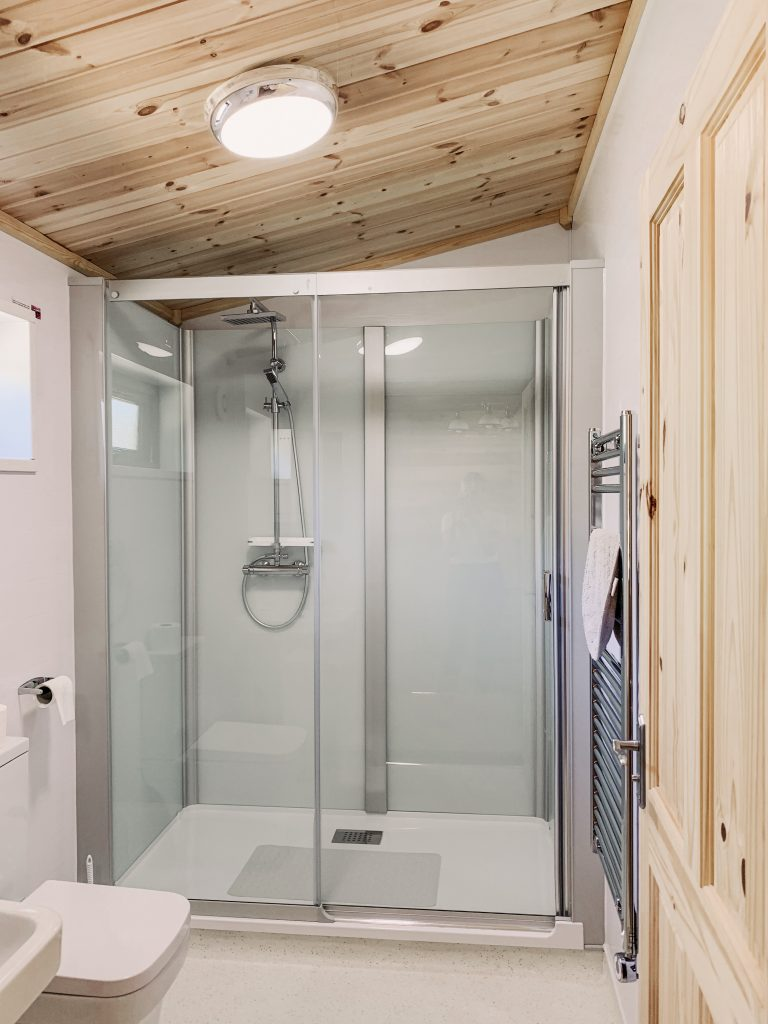Luxury Cabin En Suite